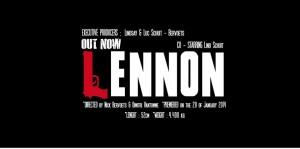 Geboortekaartje Lennon