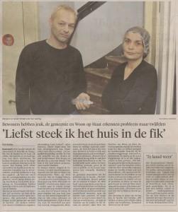 Maryann en Jeroen Schuijt